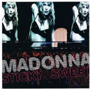 STICKY AND SWEET TOUR - USA PROMO DVD SAMPLER
